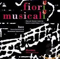 Bach/Zelenka:Violin Conc/Si