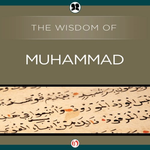 Wisdom of Muhammad audiobook cover art