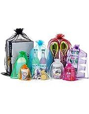 Organza Bags 20Pcs Organza Pouches Wedding Decoration Favors Gifts Craft Drawstring Packaging