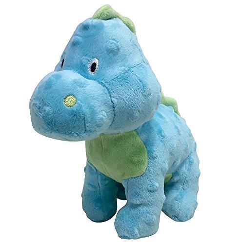 FouFou Dog 85604 Dino Plush Toy Large - Blue Hundespielzeug