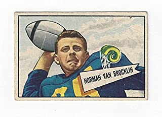 1952 bowman football