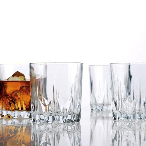 Glencoe Whiskey Gläser, Set von 4