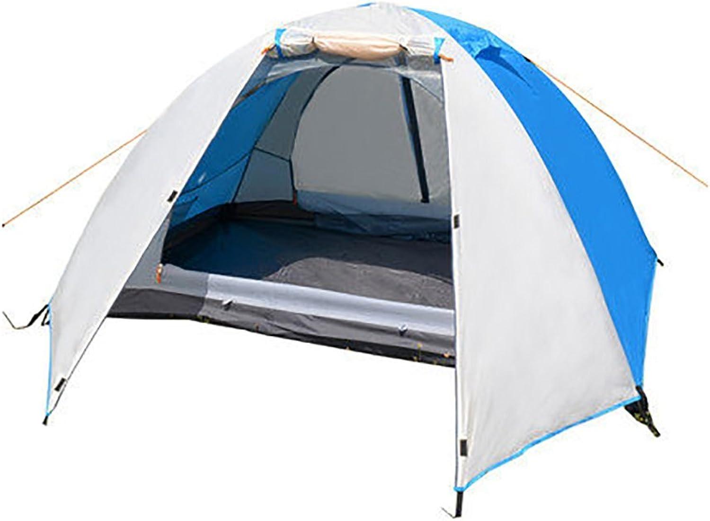HAIPENG 2 Personen Camping Outdoor Zelte Regendicht und und und UV-Besteändig Double-Layer-Zelte (L  B  H)  (60  130) X200   210x110CM B01MPWK716  Mode dynamisch 290b70