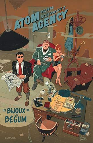 Atom Agency - Tome 1 - Les bijoux de la Bégum (Edition spéciale)