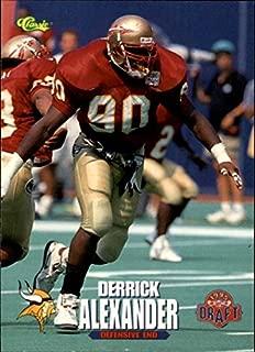 Best derrick alexander rookie card Reviews