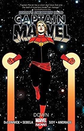 Captain Marvel Vol. 2: Down (English Edition)