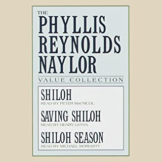 Phyllis Reynolds Naylor Value Collection cover art