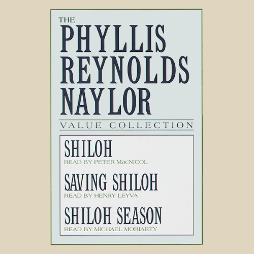 Phyllis Reynolds Naylor Value Collection audiobook cover art