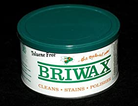 Briwax - Tudorbrown - Toluene Free Furniture Wax - 16oz