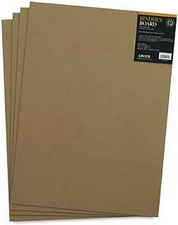 book binding board thickness
