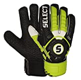 Select 03 Youth Hard Ground Goalkeeper Gloves with Finger Protection,...