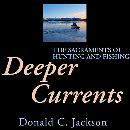 Deeper Currents audiobook cover art