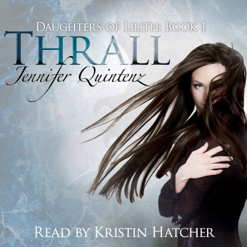 Thrall audiobook cover art
