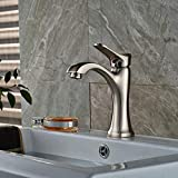 <span class='highlight'>Kitchen</span> <span class='highlight'><span class='highlight'>Sink</span></span> <span class='highlight'><span class='highlight'>Taps</span></span> <span class='highlight'>Bathroom</span> <span class='highlight'><span class='highlight'>Sink</span></span> <span class='highlight'><span class='highlight'>Taps</span></span> Single Handle Hole Vanity <span class='highlight'><span class='highlight'>Sink</span></span> Mixer Tap Brushed Nickel <span class='highlight'>Bathroom</span> Basin Faucet