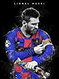 Speaking Thought Poster Lionel Messi, 30,5 x 40,6 cm