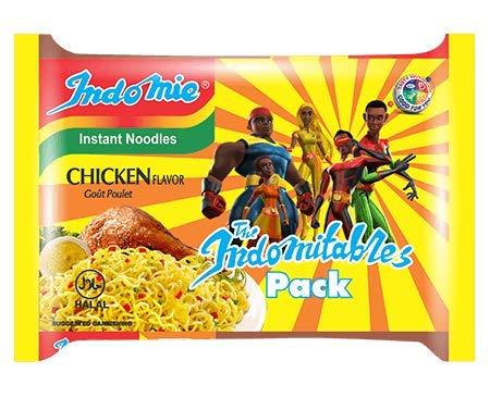 Nigeria Indomie Chicken Noodles - Made in Nigeria - 45 Pack
