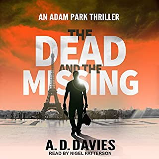 The Dead and the Missing cover art