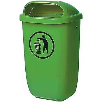 Sulo Abfallbehälter H650xB395xT250mm 50l grün SULO 1053902