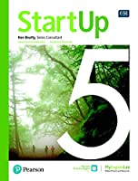 StartUp Level 5 Student Book with MyEnglishLab & Mobile App