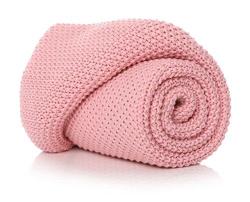 Shruti Designs Rose Moss point de couverture pour bébé