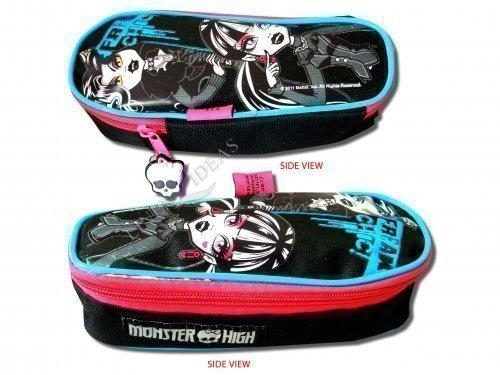 Trousse Enfants Monster High pour Stylo Ecole Trousse - Cadeau