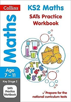 KS2 Maths SATs Practice Workbook: 2019 tests (Collins KS2 SATs Practice) from Collins