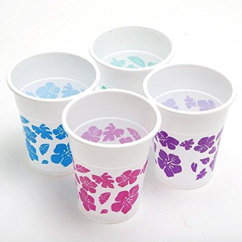 متعة اكسبرس 50 أكواب الشراب الكركديه البلاستيك
