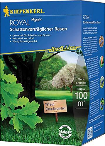 Kiepenkerl Rasen Schattenverträglich.- 2kg P.L. - 660700