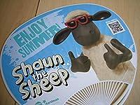ひつじのショーン Shaun the Sheep うちわ ホビーアイテム