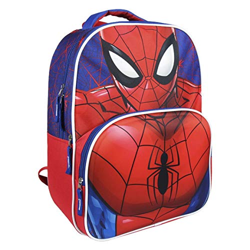 Artesania Cerda Mochila Escolar 3D Spiderman Cartable,...