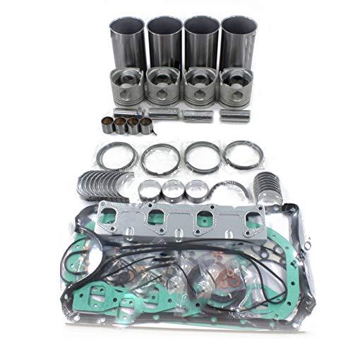 4D55 sin turbo Kit de reconstrucción de motor - SINOCMP Piezas de...