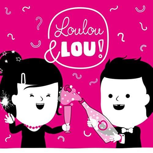 Kinderliedjes Loulou en Lou, Vlaamse Kinderliedjes Loulou en Lou & Nieuwjaar
