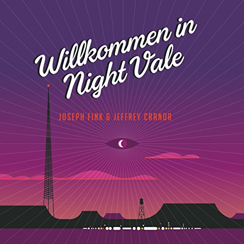 Willkommen in Night Vale audiobook cover art