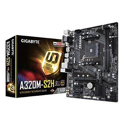 motherboard gigabyte ga-a320m matx am4