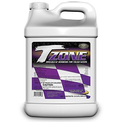 T-Zone Broadleaf Weed Control, 1 Gallon