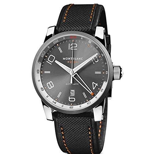 Montblanc Timewalker Voyageur UTC Herren-Armbanduhr 42mm Automatik 109137