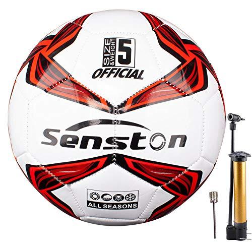 Senston Balones de Futbol Tamaño 5...