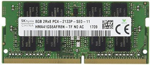 Fujitsu 8GB DDR4 RAM-module 8GB 2133 MHz werkgeheugen module (8 GB, 1 x 8 GB, DDR4, 2133 MHz)