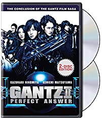 【動画】GANTZ PERFECT ANSWER