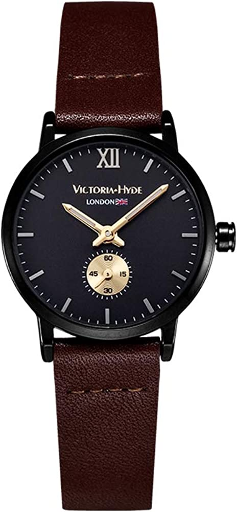 VICTORIA HYDE Retro Women 5 popular Watches Dial Small Analog Quartz Detac Seasonal Wrap Introduction