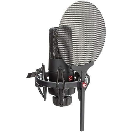 sE Electronics X1 S VOCAL PACK コンデンサーマイクバンドル/ショックマウント、ポップシールド付属【国内正規品】