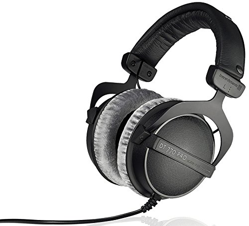 beyerdynamic DT 770 Pro 32 ohm Limited Edition Professional Studio Headphones, Gray
