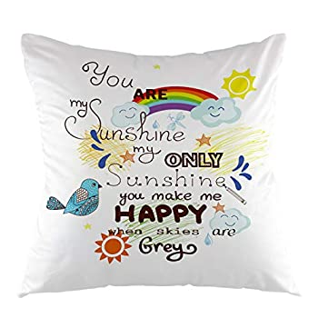 you are my sunshine musical pillow