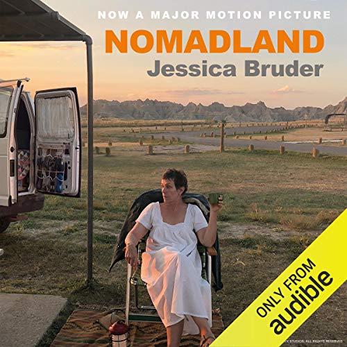 『Nomadland』のカバーアート