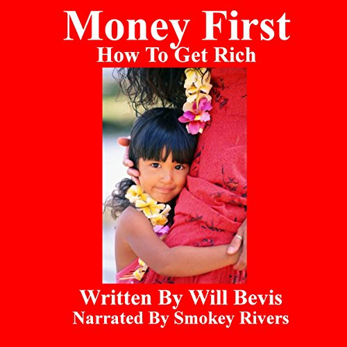 Money First audiobook cover art