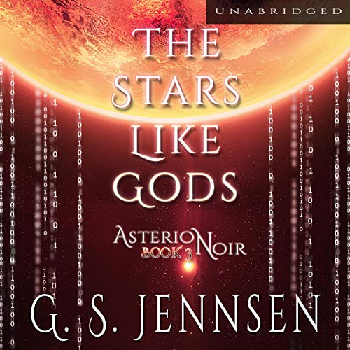 The Stars Like Gods audiobook cover art