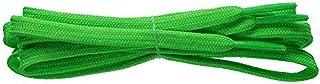 """TZ Flat Fluorescent 3/16"""" 5mm Laces for Shoes/Boots/Trainers/Plimsols"""