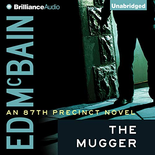 The Mugger Audiobook By Ed McBain cover art
