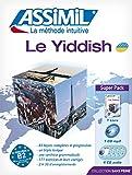 Assimil Le Yiddish - Yiddish for French speakers Book+4CD's+1CDMP3 (Yiddish Edition)