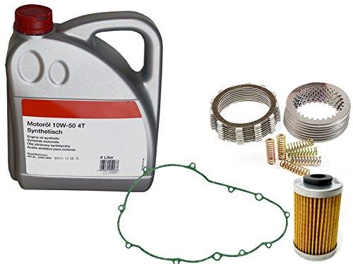 Kupplungs Kit Ersatzteil für/kompatibel mit KTM Adventure 640 LC4 Kupplung Öl Dichtung